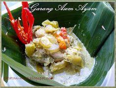 Resep cara membuat garang asem http://resep4.blogspot.com/2015/09/resep-garang-asem-daging-ayam-top.html ayam masakan indonesia