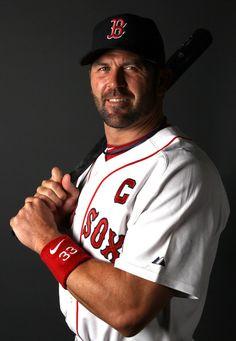 Jason Varitek  Captain, Best Catcher in the league!
