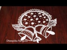 Rangoli is an artistic creation with rice flour that is made outside the front entrance of the house It is usually done by the women flok of the house early . Indian Rangoli Designs, Simple Rangoli Designs Images, Rangoli Border Designs, Colorful Rangoli Designs, Kolam Designs, Rangoli Borders, Kolam Rangoli, Special Rangoli, Saree Tassels