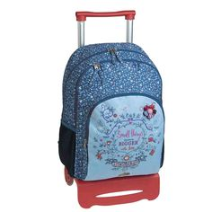 Mochila Escolar Doble Carro Magic by BUSQUETS: Amazon.es: Equipaje Busquets, Backpacks, Bags, Fashion, School Backpacks, Baggage, Doubles Facts, Rolling Carts, Handbags