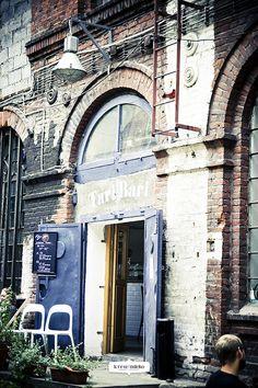 Łódź | OFF Piotrkowska Industrial Cafe, Poland Travel, A Whole New World, Factories, Cafe Bar, Travel Images, Krakow, European Travel, Dom