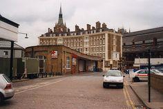 Cheney Road, King's Cross. Camden London, Old London, London History, British History, Old King, Capital City, Big Ben, King Henry, Henry Viii