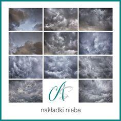 Ilość nakładek nieba w zestawie: 11 Format: JPG Rozdzielczość: px, 300 DPI Cloud Photos, Photoshop Overlays, Digital Backdrops, Sunset Sky, Clouds, Photography, Outdoor, Art, Outdoors
