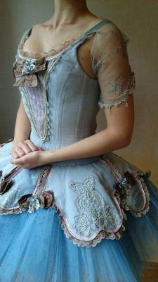 Color Magic #Blue | #ballet #tutu