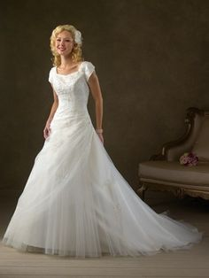 Modest Wedding Dresses   modest wedding dresses   Dare to Dream