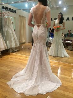 New Lace Wedding Dress By Marisa Bridal Visit Solutionsbridal For More