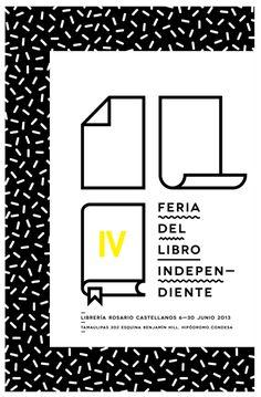 Propuesta para la 4ª Feria del Libro Independiente.