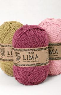 Carta colori DROPS Lima ~ DROPS Design