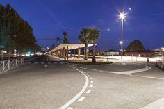 Pôle d'échanges multimodal de la gare d'Antibes