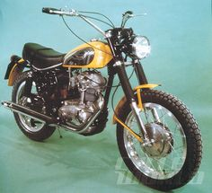 THIS is the real & only original scrambler that inspire all the others - 1970 Ducati Scrambler 450