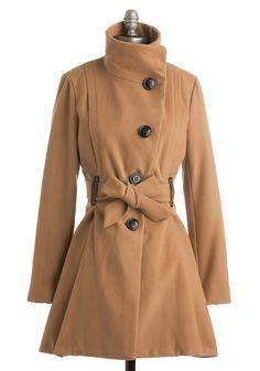 Penthouse Pea coat