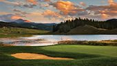 The Ranch Course at Keystone is an award winning championship golf course.