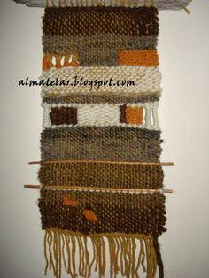 Textiles, Lana, Weaving, Handmade, Accessories, Murals, Tapestry, Woven Wall Hanging, Tutorials