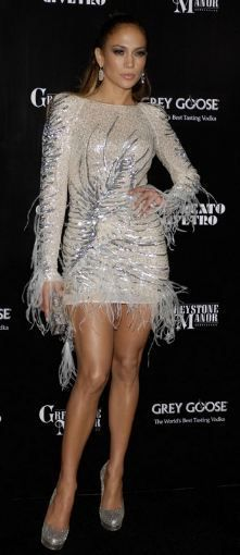 JLO in a Great Gatsby Style
