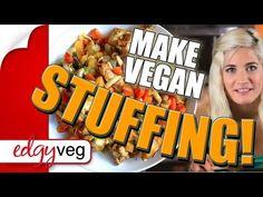 Vegan Thanksgiving Stuffing (video)