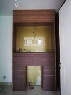 #altar #simple #woodwork #plywood #laminate #goldencarpentry #malaysia # Praying