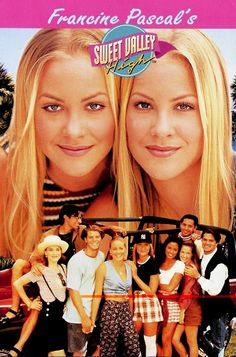 I remember watching this on TV! Sweet Valley High (1994 - 1997)