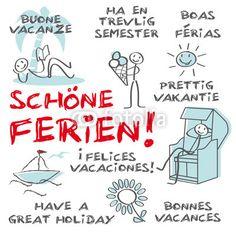 1000 images about german ferien on pinterest deutsch. Black Bedroom Furniture Sets. Home Design Ideas