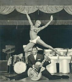 T Bone Walker with Lottie the Body