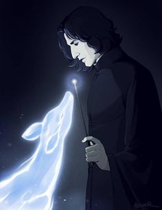 "Harry Potter - Severus Snape - ""Remembrance"""