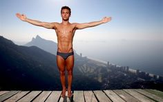 Tom Daley and friends, il Six (Rat) Pack gay-friendly all'inglese