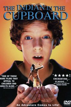 The Indian in the Cupboard was one of the 'classic movies of my childhood. Not seen this for ages! Classic 90s Movies, Old Movies, Great Movies, Awesome Movies, Throwback Movies, 1990s Kids Movies, Movies 2014, 80s Kids, Kids Tv