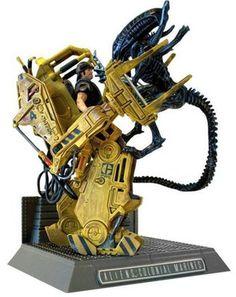 Alien Aliens Colonial Marines Power Loader Figurine Statue Xenomorph Figure |