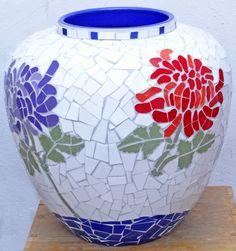 Ceramic mosaic pot                                                                                                                                                     More