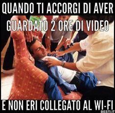 Immagini divertenti e Meme Italiano Archives ~ galleriaMeme Funny Test, Wtf Funny, Funny Cute, Funny Jokes, Melanie Martinez, Funny Photos, Funny Images, Classic Memes, Italian Memes