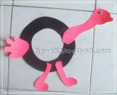 61 Best Letter O Crafts Images Alphabet Crafts Letter O Crafts