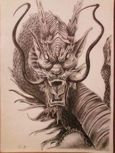 dragon …