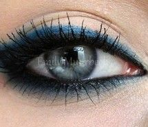 Inspiring picture eyeshadow, fashion makeup, makeup, model makeup.