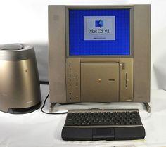 Apple Twentieth Anniversary Macintosh Computer (~1996-97).