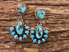 4c106862f The Kaeleys. Native American EarringsSleeping Beauty TurquoiseSouthwestern  StyleAmerican MadeHandmade ...