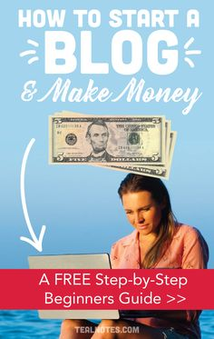 How to start a blog and make money from home- a complete guide for beginners | All the info you've been looking for | How to start a lifestyle blog |