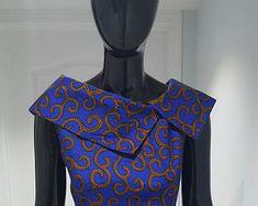 African print pencil dress from Diyanu - Ankara Dresses, Shirts & African Fashion Designers, African Inspired Fashion, Latest African Fashion Dresses, African Print Dresses, African Print Fashion, African Dress, Latest Fashion, African Attire, African Wear