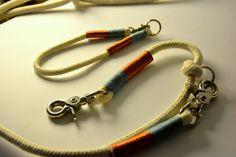 DIY - Tau!! Der Leinen & Halsband Trend selbst gemacht!