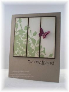 solid paper, card, panel friend, paper crafts