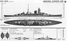 Admiral Hipper-class cruiser