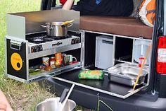 Ququqbox votre break transformé en camping car