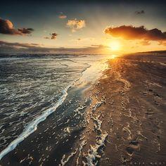 Beach by Oer-Wout
