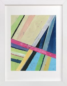 Subway by Lindsay Megahed at minted.com