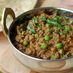 See Full ‪#‎Recipe‬ and Video of Delicious #keema   #muttor   link : http://goo.gl/C1nxrV