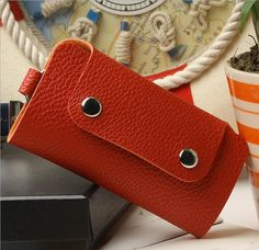 Porta Chaves For Keys Pouch Pu Leather Housekeeper Key Holder Car Wallet Bag Coin Purse BB080-SZ+ #women, #men, #hats, #watches, #belts