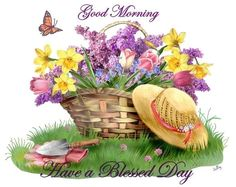 Good Morning!  Have a blessed day!