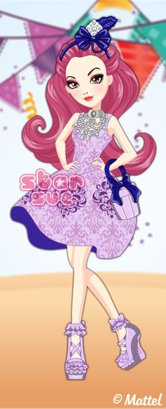 Ever After High Birthday Ball Duchess Swan Dress Up Game : http://www.starsue.net/game/Duchess-Swan-Birthday-Ball.html Have Fun! ♥