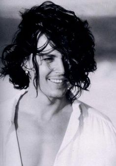 Johnny Depp - I wish he would smile more often.  He's gorgeous!