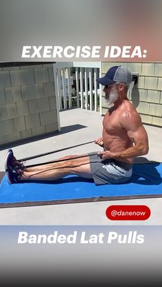 #ToothNervePain Back Workout Men, Good Back Workouts, Fitness Workout For Women, Back Exercises, Fun Workouts, At Home Workouts, Women's Fitness, Build Muscle, Muscle Building