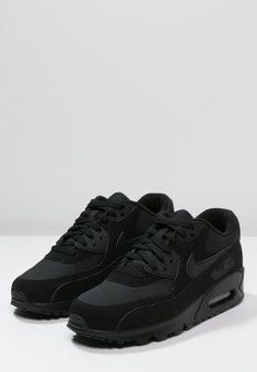 brand new 7717b ce141 Nike Sportswear AIR MAX 90 ESSENTIAL - Sneakers - black - Zalando.se Basket  Nike