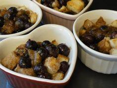 Cinnamon Toast Blueberry Bake